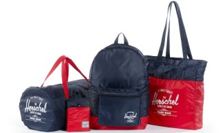 Herschel Supply Packable Collection