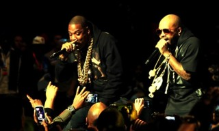 "Jermaine Dupri & Jay-Z Perform ""Money Ain't A Thang"" at So So Def 20th Anniversary"