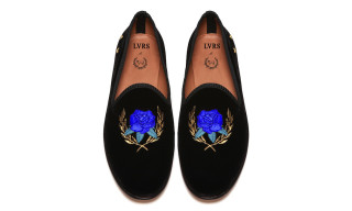 Theophilus London's LVRS x Del Toro Edition II Slipper