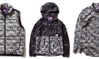 Liberty x The North Face Purple Label 'Black and White' Collection