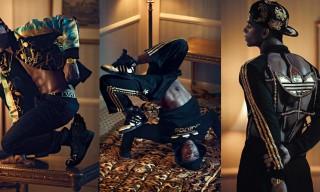 Madonna's Boyfriend Brahim Zaibat Shows Off His Modeling and B-Boy Skills for VMAN