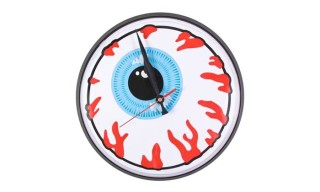 "Mishka ""Keep Watch"" Wall Clock"