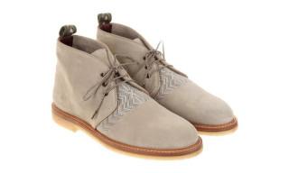 Missoni Desert Boots for Spring/Summer 2013