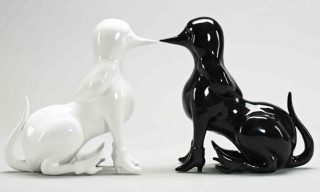 "Parra x Case Studyo ""Lay Down…Lay It All Down"" Porcelain Sculpture"