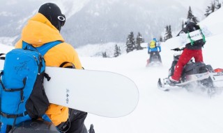 Ransom Holding Co. x Endeavor Snowboards Collaborative Project