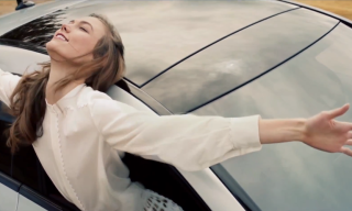 "Ryan McGinley Presents ""Mind of Its Own"" for Mercedes-Benz – Starring Karlie Kloss"