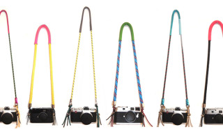 Meredith Wendell x SFK Collaboration Camera Straps