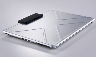Tank Aluminium Case for iPad