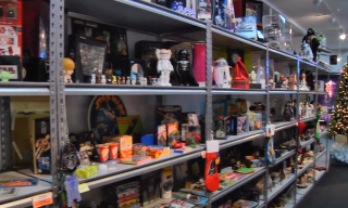 Take a Tour of the World's Largest Star Wars Collection at Rancho Obi-Wan