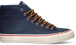 Vans California Spring 2013 Collection – Introducing the Sk8-Hi Binding CA