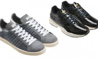 adidas Originals x 84-Lab. Spring/Summer 2013 Capsule Footwear Collection