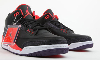 Air Jordan 3 Crimson – Releasing This Week