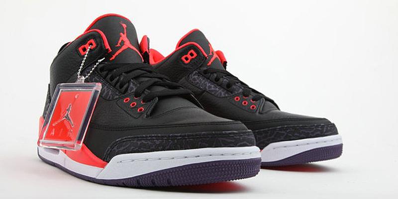 Air Jordan 3 Crimson - Releasing This Week | Highsnobiety