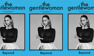 Beyoncé Covers The Gentlewoman Magazine