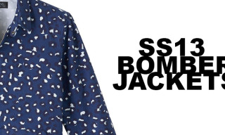 Our Favorite New Spring/Summer 2013 Bomber Jackets