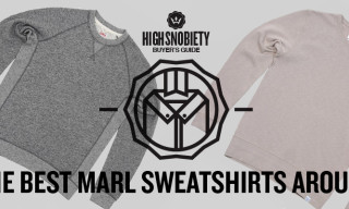 Buyer's Guide: The Best Marl Sweatshirts Around