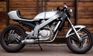 Custom Honda Hephaestus by Bandit9