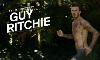 Watch the Full David Beckham for H&M Bodywear Commercial Directed by Guy Ritchie