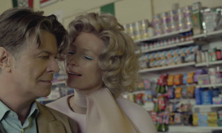 Music Video: David Bowie – The Stars (Are Out Tonight) Starring Tilda Swinton and Andrej Pejic