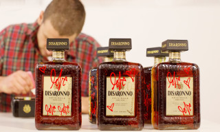 Disaronno Spreads Love with Curtis Kulig LOVE ME Bottles