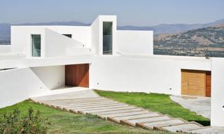El Viento Residence Madrid by Otto Medem Architect