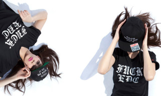 SSUR Gutter Store powered by CLOT New Release 'F*CK EDC' OE