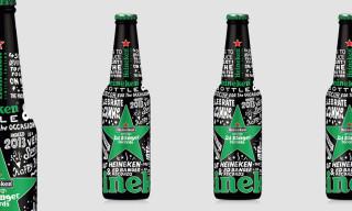 Heineken x Ed Banger Records 140th Anniversary Bottles
