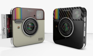 The Instagram Socialmatic Camera Becomes a Reality Under the Polaroid Brand