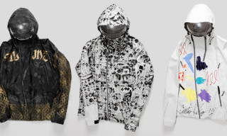 ISAORA Limited Edition Artist Painted Jackets on Ebay for Only A Few More Hours