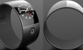 iWatch Design Concept by Esben Oxholm