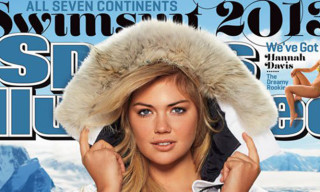 2013 Sports Illustrated Swimsuit Issue Cover Featuring Kate Upton