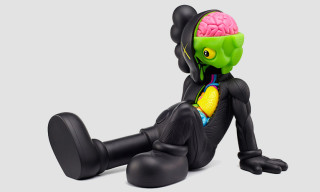 KAWS Companion Resting Place (Black Version) Releases Today