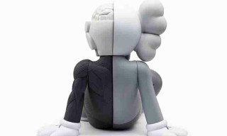 "KAWS Teases New ""Resting Place"" Companion Figure"