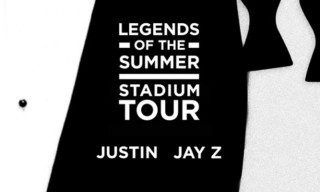 Justin Timberlake & Jay Z Reveal 'Legends Of The Summer' Tour Dates