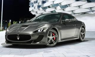 Maserati Debuts 2013 GranTurismo MC Stradale