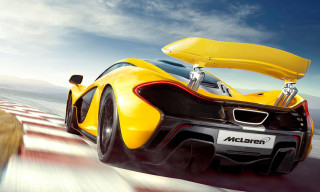 McLaren P1 – New Photos & Performance Figures