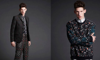 McQ Fall Winter 2013 Lookbook