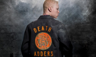 Mishka Spring 2013 Lookbook featuring Shaun Ross
