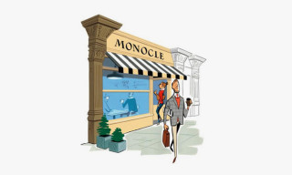 Monocle Magazine Cafe to Launch in March