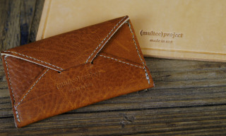 (multee)project Leather Goods