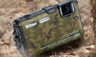 Nikon COOLPIX AW110 Camouflage Edition
