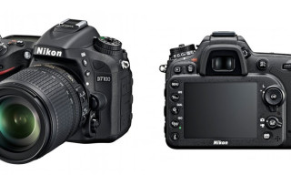 Nikon D7100 24MP Camera with 51-Point Autofocus System