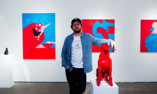 "Parra ""Tracy Had A Hard Sunday"" Exhibition at Jonathan LeVine Gallery – Recap"