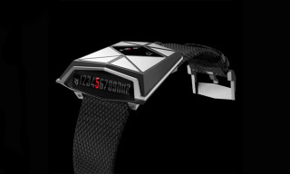 Limited Edition Spacecraft Watch by Romain Jerome