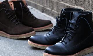 Ronnie Fieg x Caminando Officer Boots