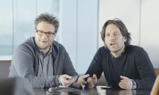 Samsung's Super Bowl Commercial starring Seth Rogen & Paul Rudd