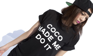 "SSUR Gutter Store powered by CLOT New Release – ""Coco Made Me Do It"" Collection"