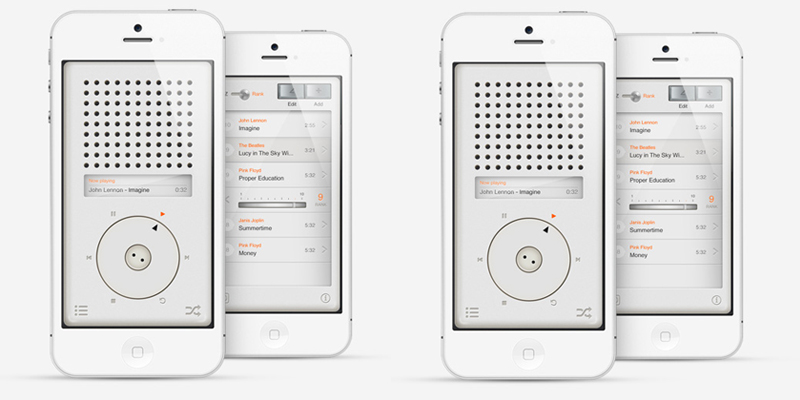 t3 music player app inspired by dieter rams highsnobiety. Black Bedroom Furniture Sets. Home Design Ideas