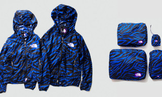 The North Face Purple Label Zebra Print Capsule Collection
