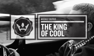 The Weekly Outfit: The King of Cool